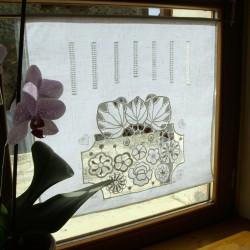 Rideau Lux Style Art Déco www.corinnebernardesboutique.com
